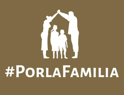 #Porlafamilia, 6 de octubre