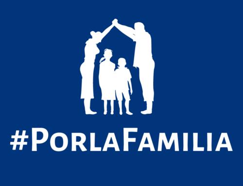 #Porlafamilia, 13 de octubre