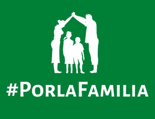 #Porlafamilia, 20 de octubre